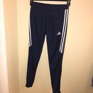 Adidas joggers navy blue